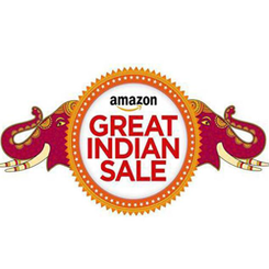 Amazon Great Indian Sale Coupons & Offers
