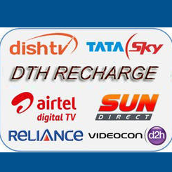DTH Recharge Coupons & Offers