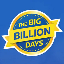 Flipkart Big Billion Day Sale Coupons & Offers