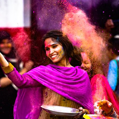Holi Coupons & Offers