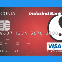 IndusInd Bank Card Coupons & Offers