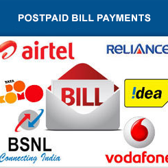 Postpaid Bill Payments Coupons & Offers