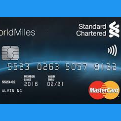 Standard Chartered Card Coupons & Offers
